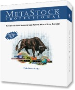 MetaStock Professional Software